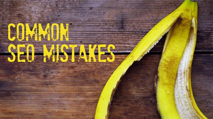 Most Common Mistakes with SEO