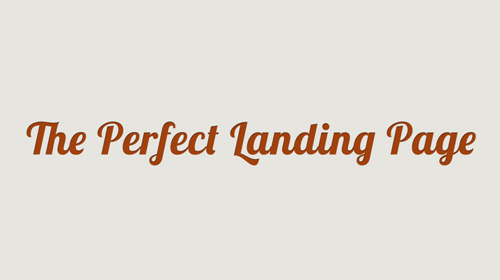 Effective Pay Per Click landing pages